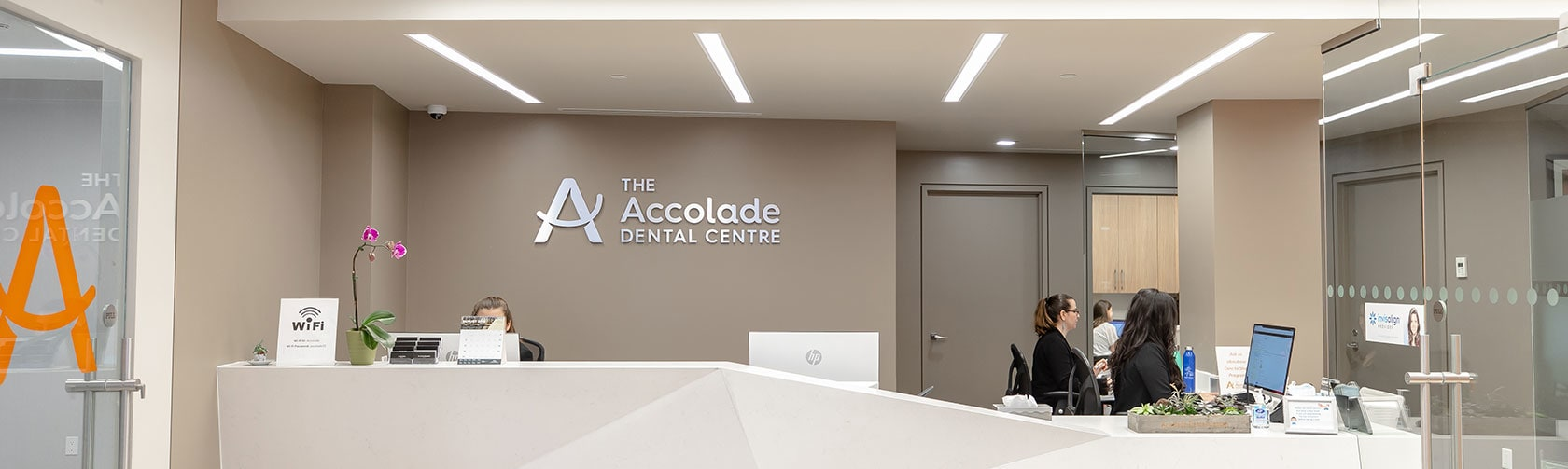 Contact | Accolade Dental Centre | Toronto
