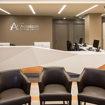 Your First Visit | Accolade Dental Centre | Toronto